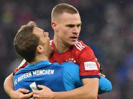 Kimmich counters Hoeness criticism. GOAL