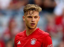 Kimmich: Leipzig in Bayern's sights. GOAL