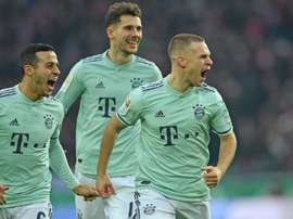 Le Bayern enchaîne. Goal