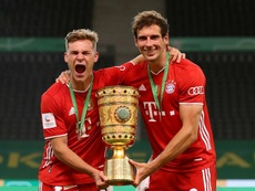 Bayern stars Kimmich, Goretzka and Sule appear on 'Who wants to be a millionaire?'