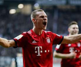 Kimmich has received high praise from the Barcelona icon. GOAL