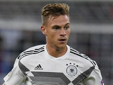 Low has high hopes for Kimmich. GOAL