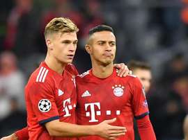 Kimmich has urged Bayern to improve their dismal recent form. GOAL