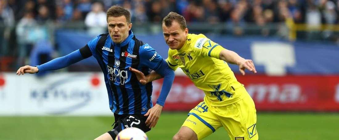 Jaroszynski e Jagiello al Genoa. Goal
