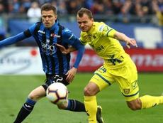 Jaroszynski alla Salernitana. Goal