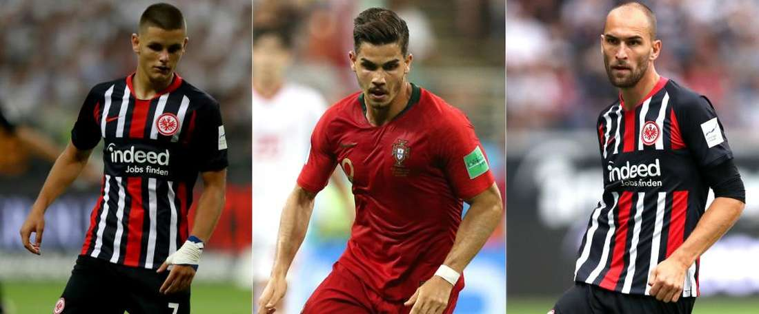 Bas Dost, Andre Silva & Joveljic – Can Eintracht's new trio replace Jovic, Haller & Rebic?