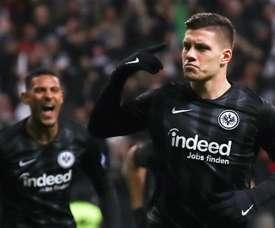 Calciomercato Barcellona, c'è l'accordo con Luka Jovic: in Germania sono sicuri