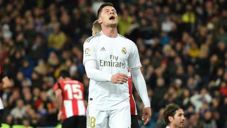 Coronavirus: Real Madrid forward Jovic prepared to accept punishment. Goal