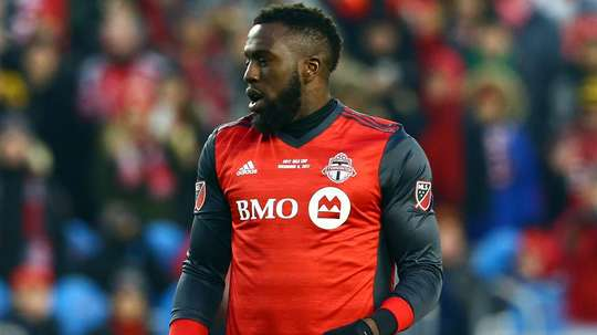 Jozy Altidore couldn't save Toronto. GOAL