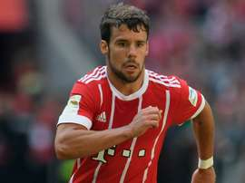 Bernat could be out for up to two months. AFP