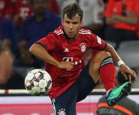 Juan Bernat FC Bayern 2018