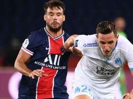 Bernat déplore les incidents lors du Classique. Goal