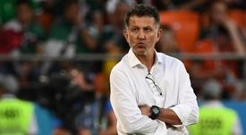 Osorio va quitter la sélection mexicaine. Goal