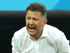 Osorio parts ways with Mexico. Goal