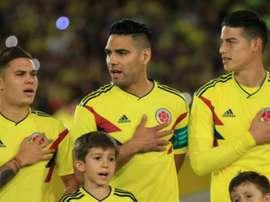 Falcao, leader de la Colombie. Goal