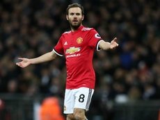 Mata was brought on in the 65th minute but also failed to make an impact. GOAL