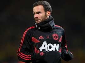 Juan Mata says the season has been bad for everyone at the club. GOAL