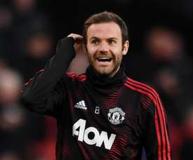 Juan Mata could stay put after all. GOAL