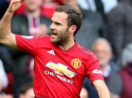 Juan Mata prolongé ? Goal