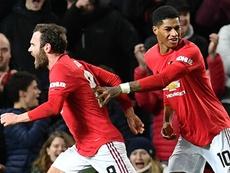 Mata délivre les Diables Rouges. Goal