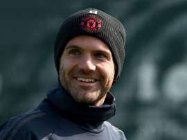 Juan Mata may stray away from United. GOAL