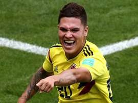 Juan Quintero Colombia 2018 World Cup