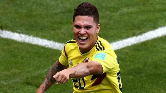 Juan Quintero Colombia 2018 World Cup