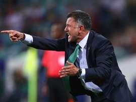 Juan Carlos Osorio é confirmado como novo treinador da seleção do Paraguai