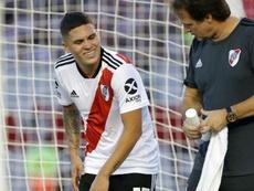 Quintero has suffered a season-ending injury. GOAL