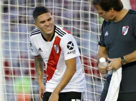 Quintero has suffered a season-ending injury. GOAL