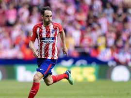 Juanfran has signed a new one-year deal with the club. GOAL