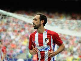 Juanfran has been at the club for eight years. GOAL