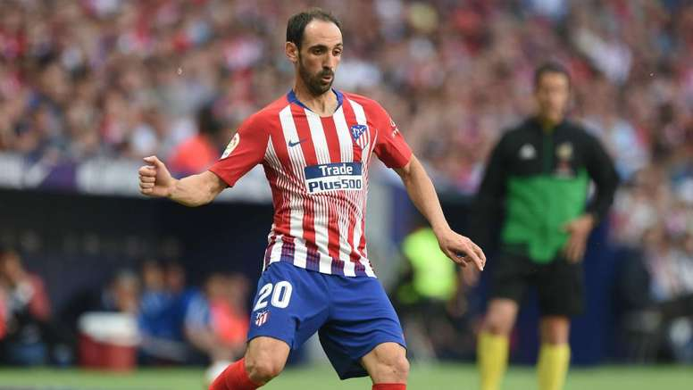 Juanfran says Atletico Madrid is his home. GOAL