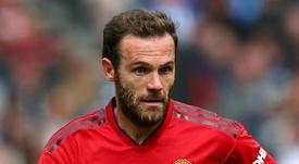 Mata believes in Solskjaer despite Manchester United problems. GOAL