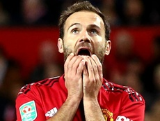 Mata braced for 'difficult month' at Man United. Goal