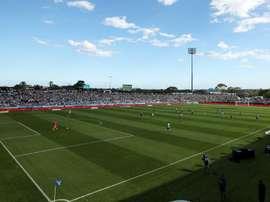 Sydney derby postponed