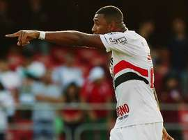 Jucilei se torna titular absoluto do São Paulo. Goal