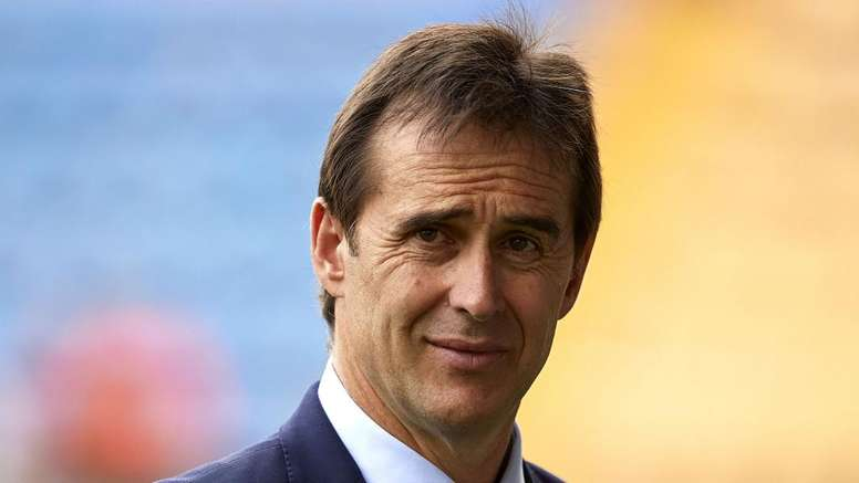 Lopetegui refused to comment on his exit. GOAL
