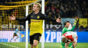 Il Borussia vola agli ottavi. Goal