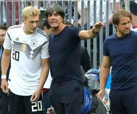 Brandt tira selfie após derrota da Alemanha e jornal detona. Goal