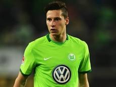 Draxler confirmed that he will leave Wolfsburg. Goal