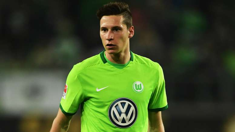 Draxler confirmed that he will leave Wolfsburg. Goal