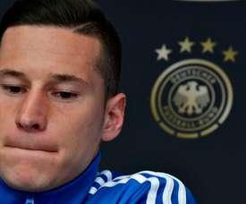 Problema familiar faz Draxler ser dispensado da seleção alemã em jogos decisivos. Goal