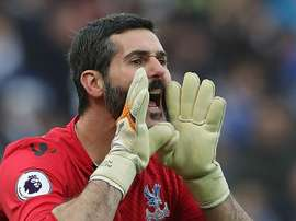 Speroni will leave Palace at the end of the season. GOAL