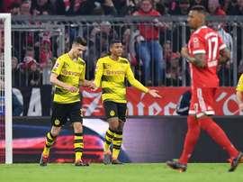Weigl claims Dortmund never felt capable of getting a good result against Bayern. GOAL