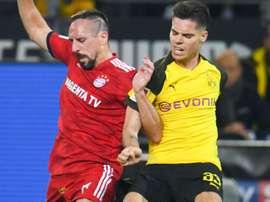 Jogaço entre Bayern e Dortmund. Goal