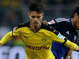 Borussia Dortmund midfielder Julian Weigl. Goal