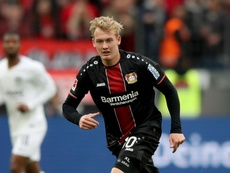 Julian Brandt has officially joined Borussia Dortmund. GOAL
