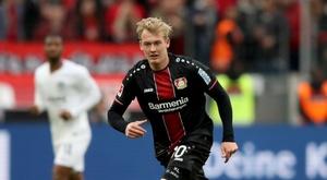 Julian Brandt has officially joined Borussia Dortmund. GOAL