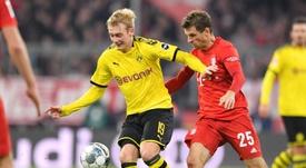 Dortmund lost the match. GOAL